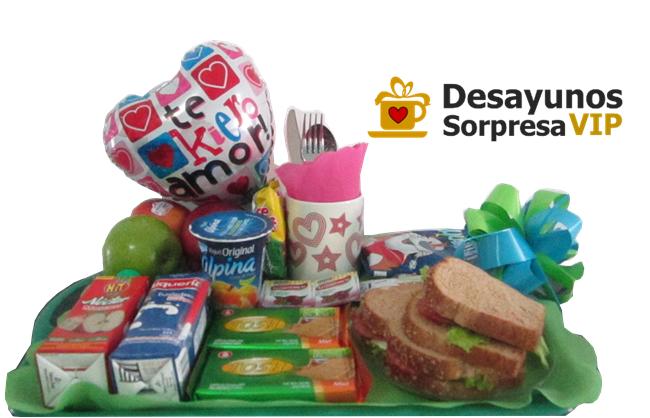 Desayunos sorpresa economicos Barranquilla