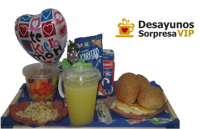 Desayuno Barranquilla personalizado